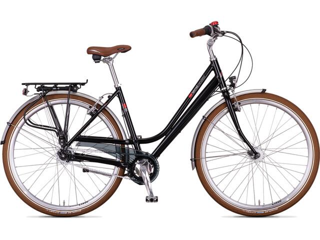 vsf fahrradmanufaktur S-80 Wave Nexus 8-Speed Fl V-Brake ebony glossy